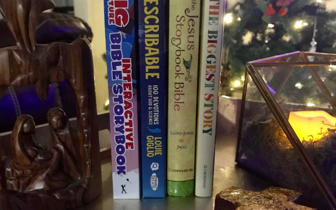 My Top Family Devotionals For Kids